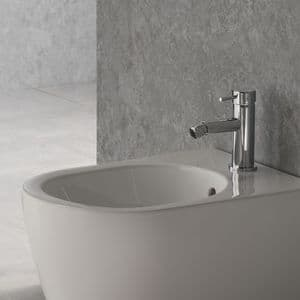Healey & Lord Modern Collection Back to Wall Bidet